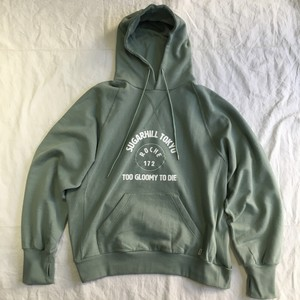 SUGARHILL シュガーヒル / Rohy Faded Classic Hoodie / Green