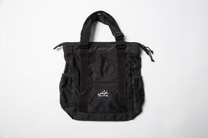 ARABIC MESH TOTE BAG (BLACK)