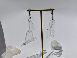 2 CLOUD  イヤリング or ピアス | Earrings or Clip on