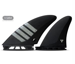 FUTURES FINS - Controller Alpha (Black)/ サーフギア サーブボード フィン フューチャーズ バンブー サーフ雑貨 サーフ用品 サーフィン