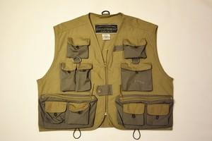 USED 90-00s FIELD&STREAM Fishing Vest -Medium 01036