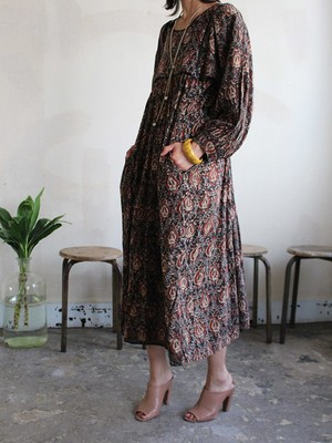 70s cotton dress