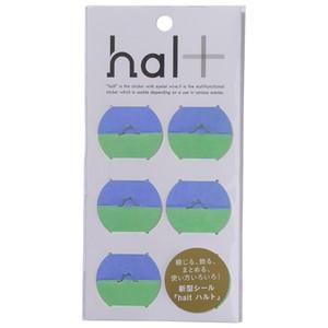 hal+(ハルト)北欧「ブルー+グリーン」