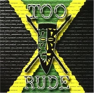 【USED】TOO RUDE / st