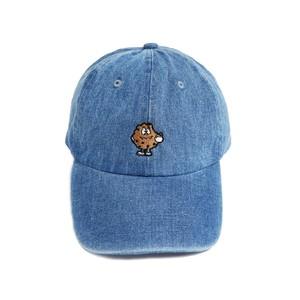 CAP(Blue Denim)