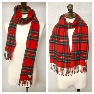 Johnstons Lambswool Scarf Made in Scotland