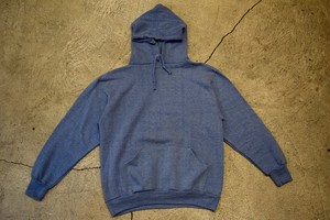 USED 80s sportswear Sweat parka  -Medium P0643