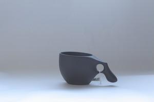 2mogu cup M  BLACK(山桜材)