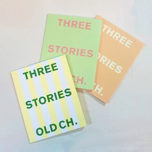 [OLD CHANNEL] THREE STORIES PLANNER (全3色)