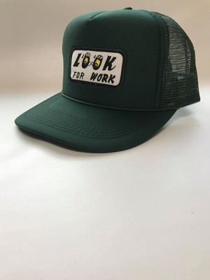 LOOK FOR WORK CAP