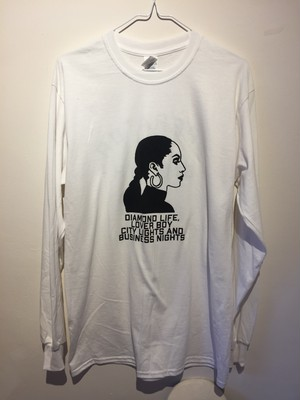 '  operator ' Long sleeve T-shirt ( 送料250円 )