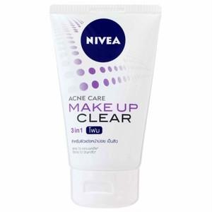 ニベア アクネケア メイクアップ クリア マッドスクラブ / Nivea Acne Care Make Up Clear Mud Scrub 100g