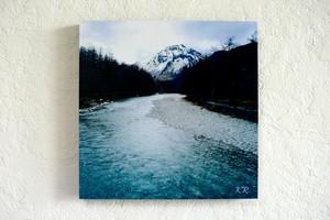 意識をクリアにPurification◇インテリア アートパネル【Crystal River】風景
