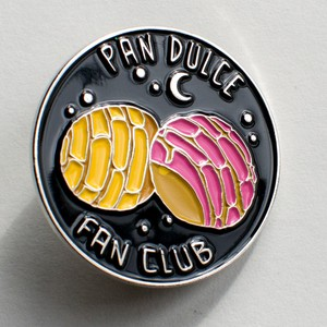 "MajorCrimesDivision""Pan Dulce Fan Club enamel pin"""