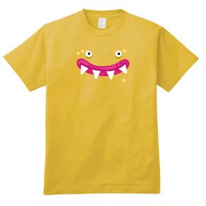 mon-004 モンスターTシャツ(イエロー)DDY