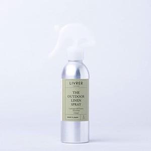 Outdoor Linen Spray【アウトドアリネンスプレー】