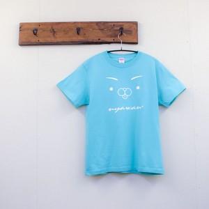 にゃわんTシャツ(ねこのTシャツ)