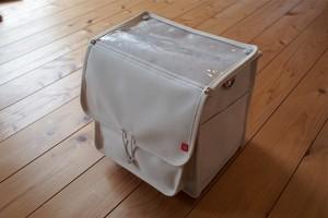 フロントバッグ サイズL 帆布(オリジナル)
