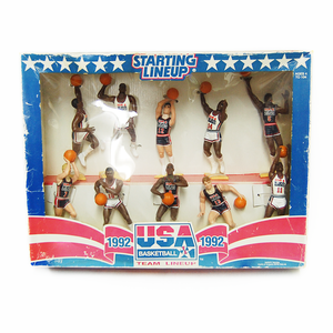 """USA Dream Team 1992"" Vintage Figure Deadstock"