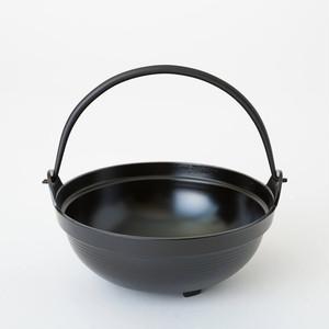 五進 / 田舎鍋 / アルミ / 17cm