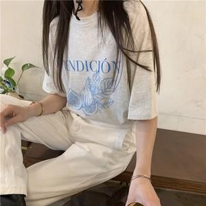 イチジクプリントTシャツ RD8408