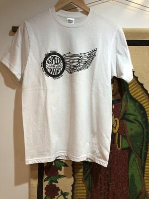 4SPEED PAINT plug  TEE white S
