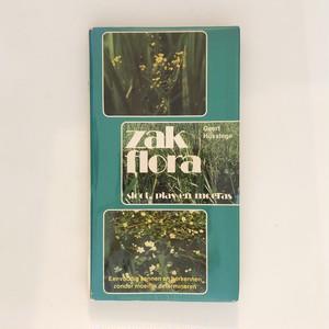 オランダのポケット図鑑 水辺の植物 Zakflora voor plas en moeras