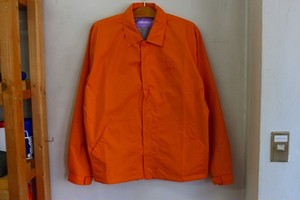 Alltimers FINESSE COACHES JACKET [OANGE]