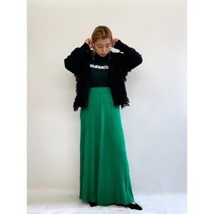 MANIC MONDAY・ニットプリーツスカート(1W65004o)