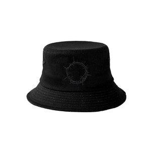 ILL IT - bouquet logo bucket hat (BLACK) -