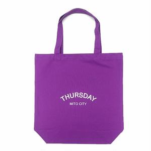 THURSDAY - ARCH TOTE BAG (Purple)