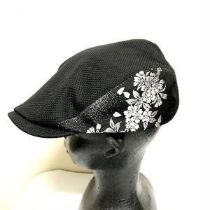 西陣織ハンチング帽HT0035
