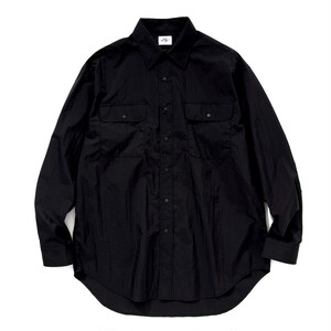 "Just Right ""UL Snap Shirt"" Black"