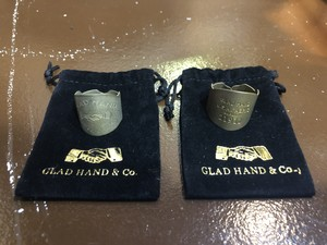 【GLAD HAND】GH TAG - RING