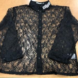 ZIDDY 1226-22500 レースシャツ