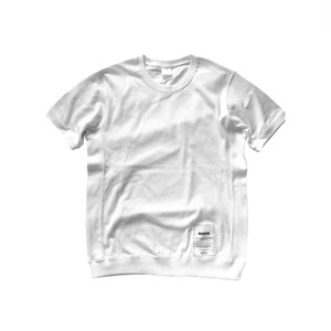 SIDE PANEL TEE [WHITE]
