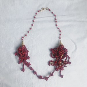 【Folklor Necklace】Pomme -ポム-