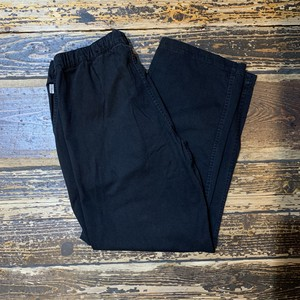 00〜 GRAMICCI グラミチ ロングパンツ アメリカ製 黒 L