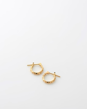 【GIGI】Diamond cut earrings