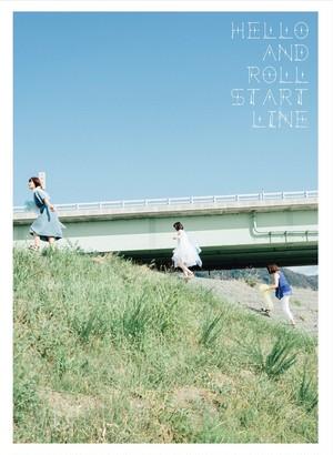オリジナル自己紹介PHOTOBOOK 『START LINE』
