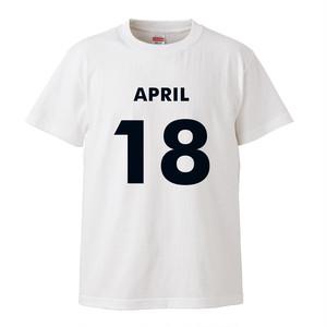 4月18日