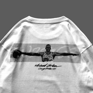 MJ  Long sleeve T shirt