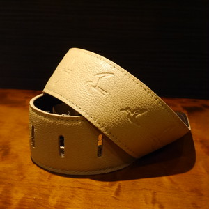 PRS Bird Inlay Strap / Tan