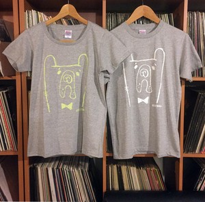 addictbull Tシャツ(オトナ杢グレー)