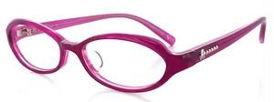 フルラ メガネ VU4695j 90s FURLA 眼鏡 ジャパンフィット モデル パープル レディース 女性用 オーバル型 かわいい 人気の オススメ めがね
