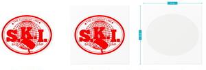 新滑空伝説 スキーベースジャンパー 赤