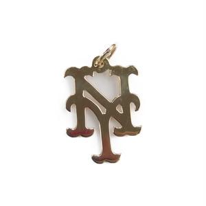 14K NY Mets チャーム
