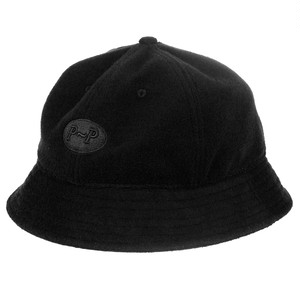 PASS PORT (パスポート) / PILL BUCKET HAT -BLACK-