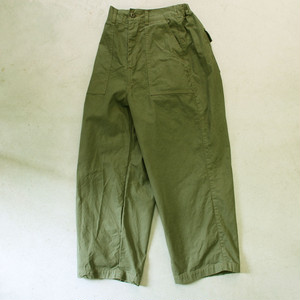sasanqua by trees サザンカバイツリー US ARMY FATIGUE PANTS AN-120 ユーエスアーミーファティーグパンツ