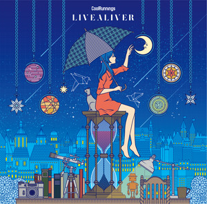 7th mini album「LIVEALIVER」